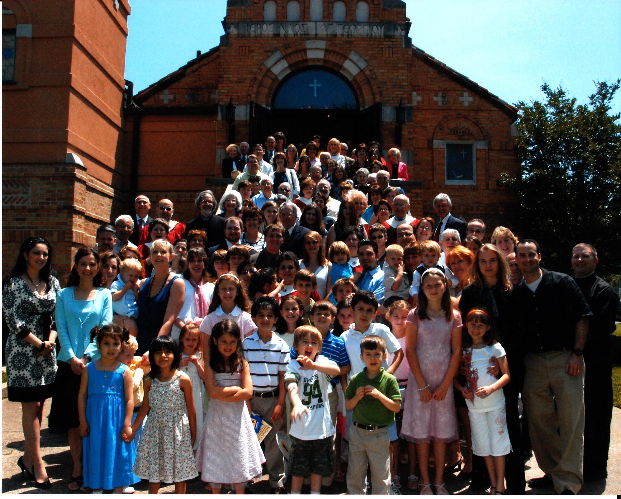 About Us | St  George Greek Orthodox Church
